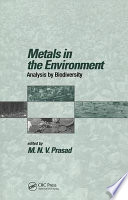 Metals in the Environment
