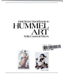 Hotchkiss  Handbook to Hummel Art with Current Prices Book PDF