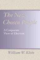The New Chosen People