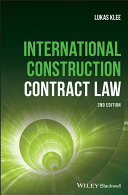 International Construction Contract Law [Pdf/ePub] eBook