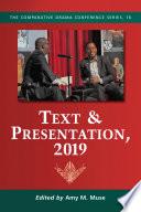 Text   Presentation  2019