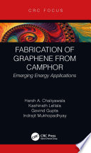 Fabrication of Graphene from Camphor