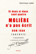 Pdf Si deux et deux sont quatre, Molière n'a pas écrit Dom Juan... Telecharger