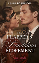 Pdf The Flapper's Scandalous Elopement (Mills & Boon Historical) (Sisters of the Roaring Twenties, Book 3)