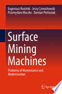 Surface Mining Machines