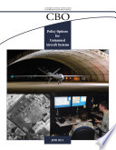 Policy options for unmanned aircraft systems