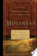 Holiness Day by Day Book
