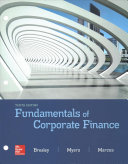 Loose Leaf Fundamentals of Corporate Finance Book