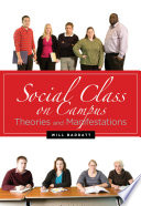 Social Class on Campus Book
