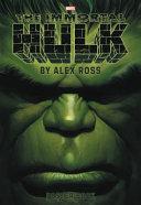 Immortal Hulk by Alex Ross Poster Book Tpb