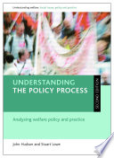 Understanding The Policy Process Second Edition  Book PDF