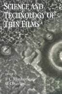 Science and Technology of Thin Films