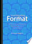 Investigating Format