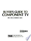 Buyer's guide to component TV