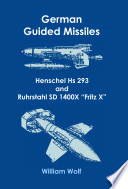 German Guided Missiles