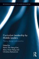 Curriculum Leadership by Middle Leaders Pdf/ePub eBook