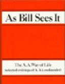 As Bill Sees it