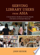 Serving Library Users from Asia Book