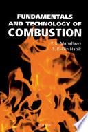 Fundamentals And Technology Of Combustion Book PDF