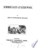 Summer days at Kirkwood