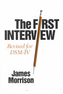 The First Interview Book