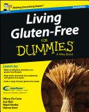Living Gluten Free For Dummies   UK