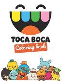 Toca Boca Coloring Book
