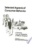 Selected Aspects of Consumer Behavior