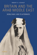 Pdf Britain and the Arab Middle East