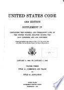 United States Code Title 15 Commerce And Trade To Title 20 Education