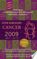 Cancer Super Horoscopes 2012