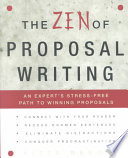 The Zen of Proposal Writing