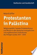 Protestanten in Palästina