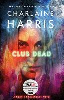 Club Dead Book