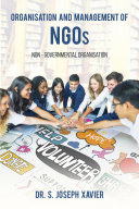 Organisation and Management of NGOs