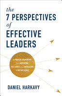 The 7 Perspectives of Effective Leaders Pdf/ePub eBook