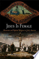 Jesus is Female Book