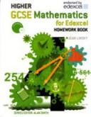 Edexcel Gcse Maths Higher Homework Book