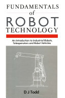 Fundamentals of Robot Technology