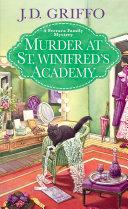 Murder at St. Winifred's Academy Pdf/ePub eBook