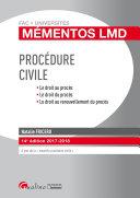 Procédure civile 2017-2018