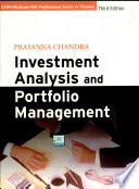 Investment Analysis 3 E