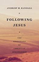 Following Jesus Book