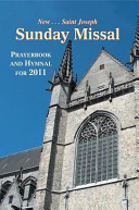 St  Joseph Sunday Missal and Hymnal for