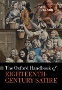 The Oxford Handbook of Eighteenth Century Satire