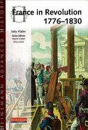 France in Revolution, 1776-1830