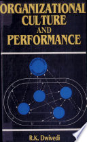Organizational Culture and Performance
