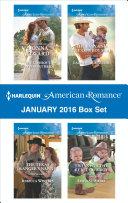 Harlequin American Romance January 2016 Box Set Book