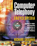 Computer Telephony Encyclopedia Pdf/ePub eBook