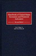 Handbook Of United States Economic And Financial Indicators